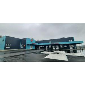 Завершено строительство медицинского центра