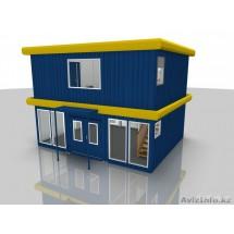 Модульные блочные здания
