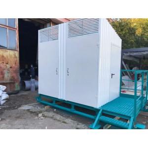 Блок-контейнер для ООО Сибур-Тобольск