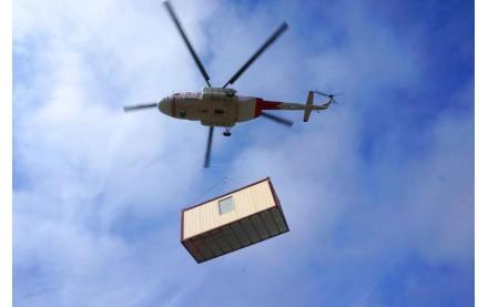 Доставка блок контейнеров