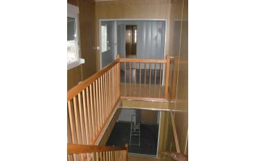 Лестница внутренняя для модульного здания
